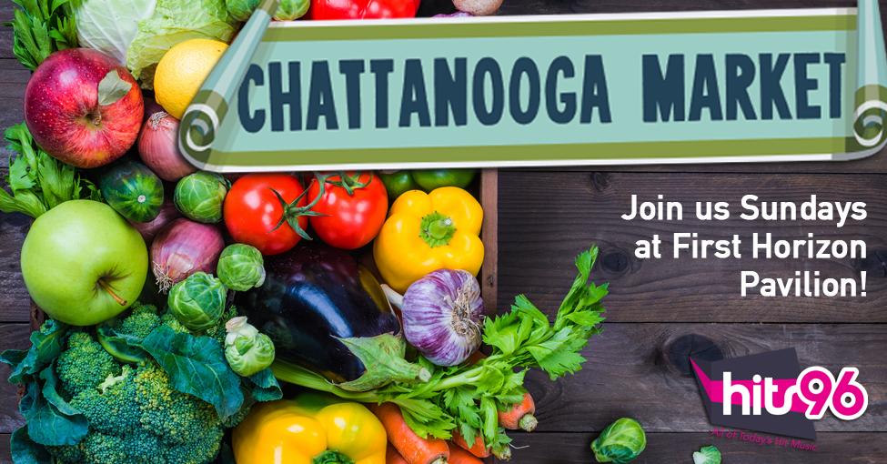 Hits Chattanooga Market 2021 Promo Reel